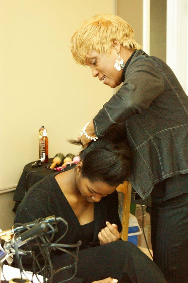 hairdressing school toronto